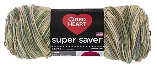 Red Heart Super Saver Yarn, Aspen ()
