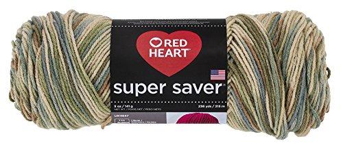 Red HeartSuper Saver Yarn, Aspen ()