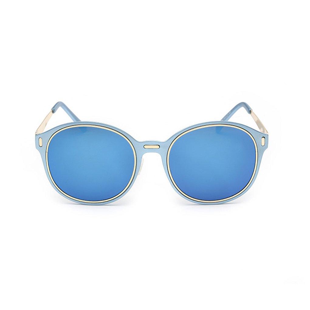Meisijia Vintage Uomini tondo in metallo Donne montatura degli occhiali da sole Occhiali da sole Eyewear dPrvoT7bw