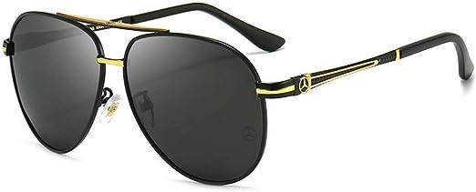 Mercedes Polarized Sunglasses Men/'s Driving Retro Classic Outdoor Glasses UV400