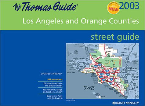 thomas brothers guide - 1