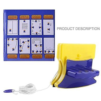 Dailyinshop Limpiador magnético del cojín del cepillo del limpiador del limpiador del limpiador del limpiaparabrisas del