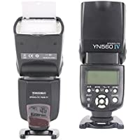 Yongnuo YN560 IV Speedlite Flash Supports Wireless Master Function