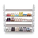 Koval Inc. 5 Tiers Shoe Rack Organizer Closet Review and Comparison
