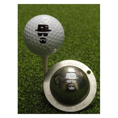 Tin Cup Golf Ball Custom Marker Tool – Incognito (Heisenberg)
