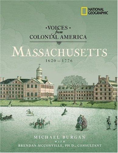 Massachusetts, 1620-1776
