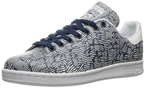 Sneakers Donna Adidas Stan Smith S76663 Blu Scuro / Blu Scuro / Bianco