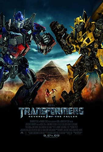 Amazon.com: Transformers 2: Revenge of the Fallen POSTER Movie (27 x 40  Inches - 69cm x 102cm) (2009) (Style D): Posters & Prints