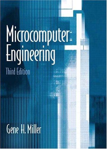Microcomputer Engineering (3rd Edition)