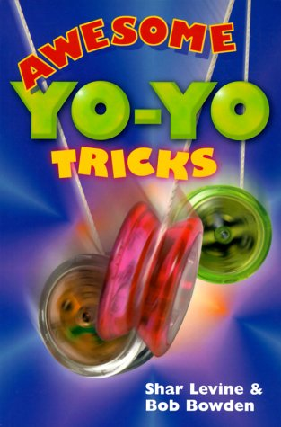 Read Online Awesome Yo-Yo Tricks pdf