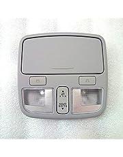 Genuine OEM 928103K001X6 Overhead Console Lamp Gray 1-pc For 2006 ~ 2010 Hyundai NF Sonata with One Ganda Anti Electromagnetic Radiation Sticker