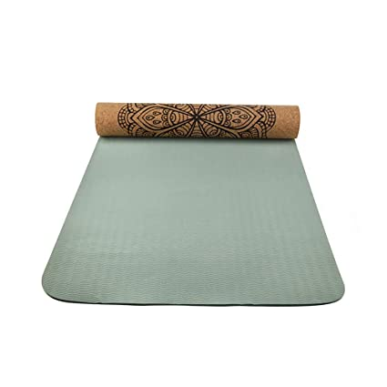 Amazon.com : YXGYJD Pilates Mat Yoga Mat Fitness Mat ...