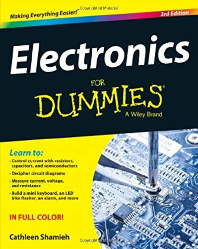 Electronics For Dummies]()