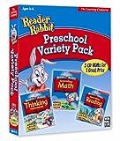 HB Reader Rabbit Preschool Variety Pack (PC and Mac)
