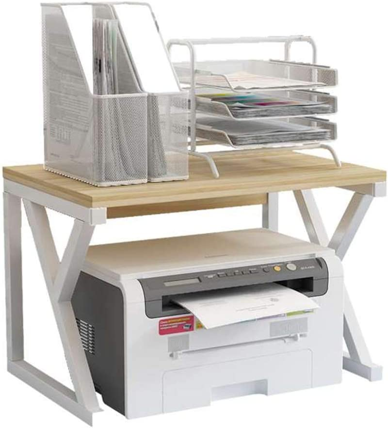 Soportes para impresoras Estantes De Impresora Soporte De Impresora Escritorio De Oficina Impresora Estante De Almacenamiento Computadora Multifuncional Soporte De Escritorio Soportes para impresoras: Amazon.es: Hogar