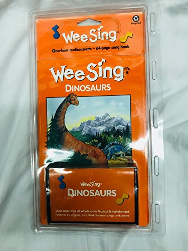Wee Sing Dinosaurs with Book