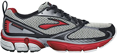 Brooks Summon 4 M, Herren Sneaker grigio (Grau)
