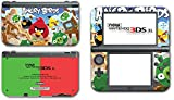 Angry Birds Red Chuck Bomb Pig Video Game Vinyl Decal Skin Sticker Cover for the New Nintendo 3DS XL LL 2015 System Console