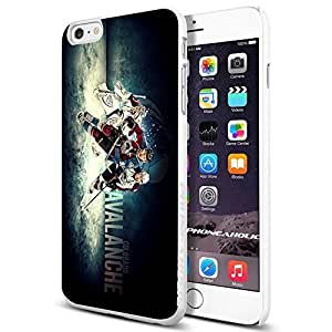Hockey NHL Colorado player Gabriel Landeskog, Cool Case Cover For Apple Iphone 6 4.7 Inch Smartphone Collector iphone PC Hard Case White [By PhoneAholic]