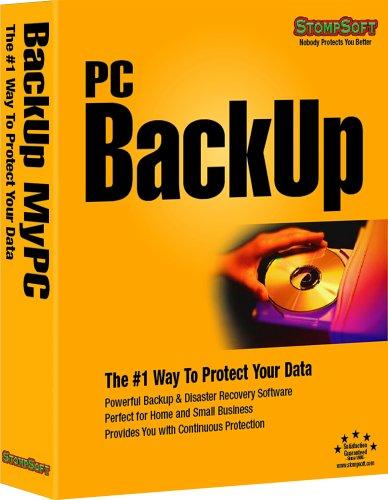 Amazon com: StompSoft PC BackUp