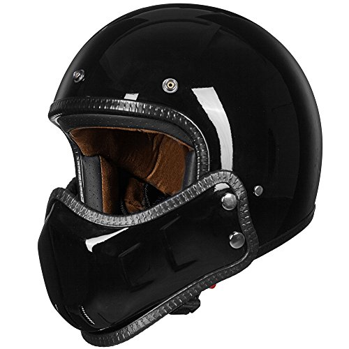 Cool Motorcycle Half Helmets - 5