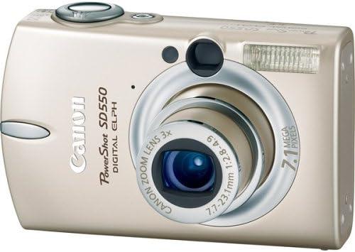 Canon Powershot Digital Elph SD550: Amazon.co.uk: Camera & Photo