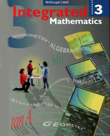 Integrated Mathematics 3