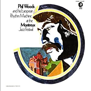 Phil Woods at the Montreux Jazz Festival