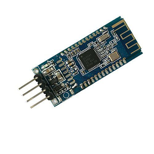 - DSD TECH HM-10 Bluetooth 4.0 BLE iBeacon UART Module with 4PIN Base Board for Arduino UNO R3 Mega 2560 Nano