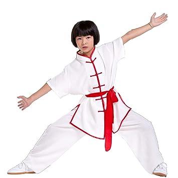HYMY Tradicional China Hombres Mujeres Artes Marciales Tai ...