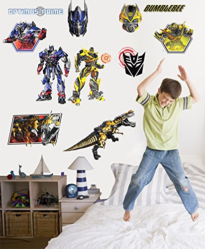 (Transformers: Age of Extinction Wall Decals)