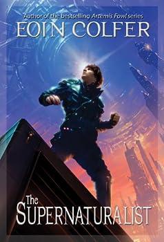 The Supernaturalist 0141317418 Book Cover