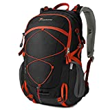Mountaintop 40L Internal Frame Backpack Hiking Backpack Lightweight Backpacking Gear for Outdoor Sports