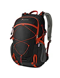 Mountaintop 40L Internal Frame Backpack Hiking Backpack Lightweight Backpacking Gear for Outdoor Sports Travel Camping Trekking School