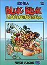 Edika, tome 12 : Bluk-Bluk Zogotounga  par Édika