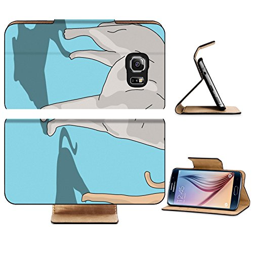 luxlady-premium-samsung-galaxy-s6-edge-flip-pu-leather-wallet-case-image-21509796-two-dog