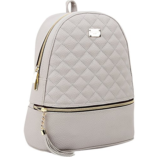 Gray Mini Backpack - 2