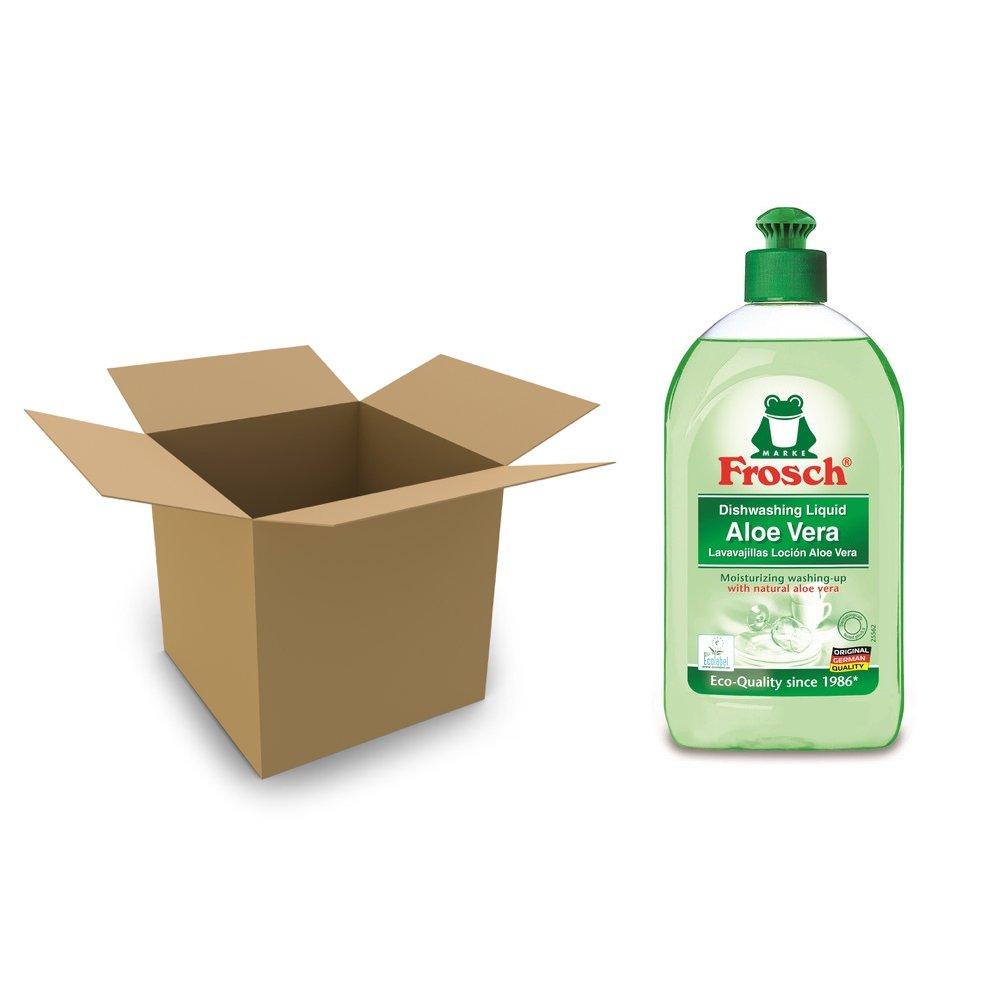 Frosch - Líquido lavavajillas jabón de manos Aloe Vera, 500 ml ...