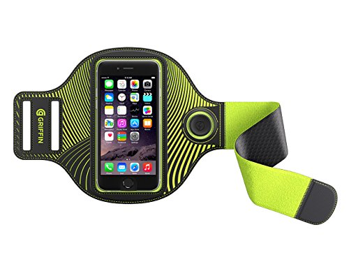 - Griffin LightRunner Universal Armband - High-Visibility Illuminated Armband