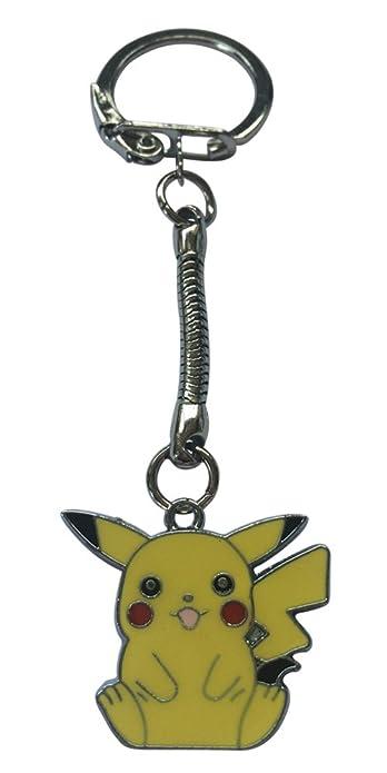 Llavero Pikachu: Amazon.es: Joyería
