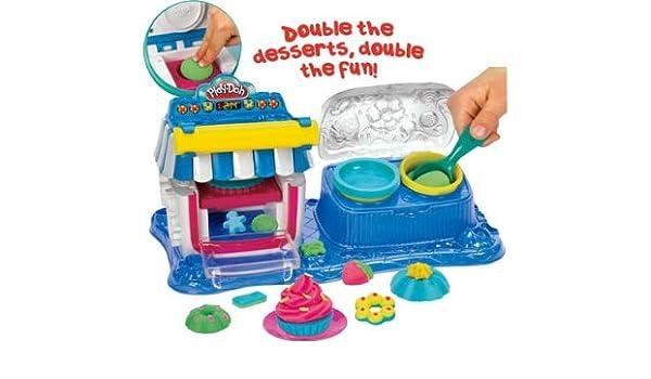 Play-Doh dobles Postres.: Amazon.es: Juguetes y juegos