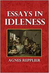 Agnes repplier essays