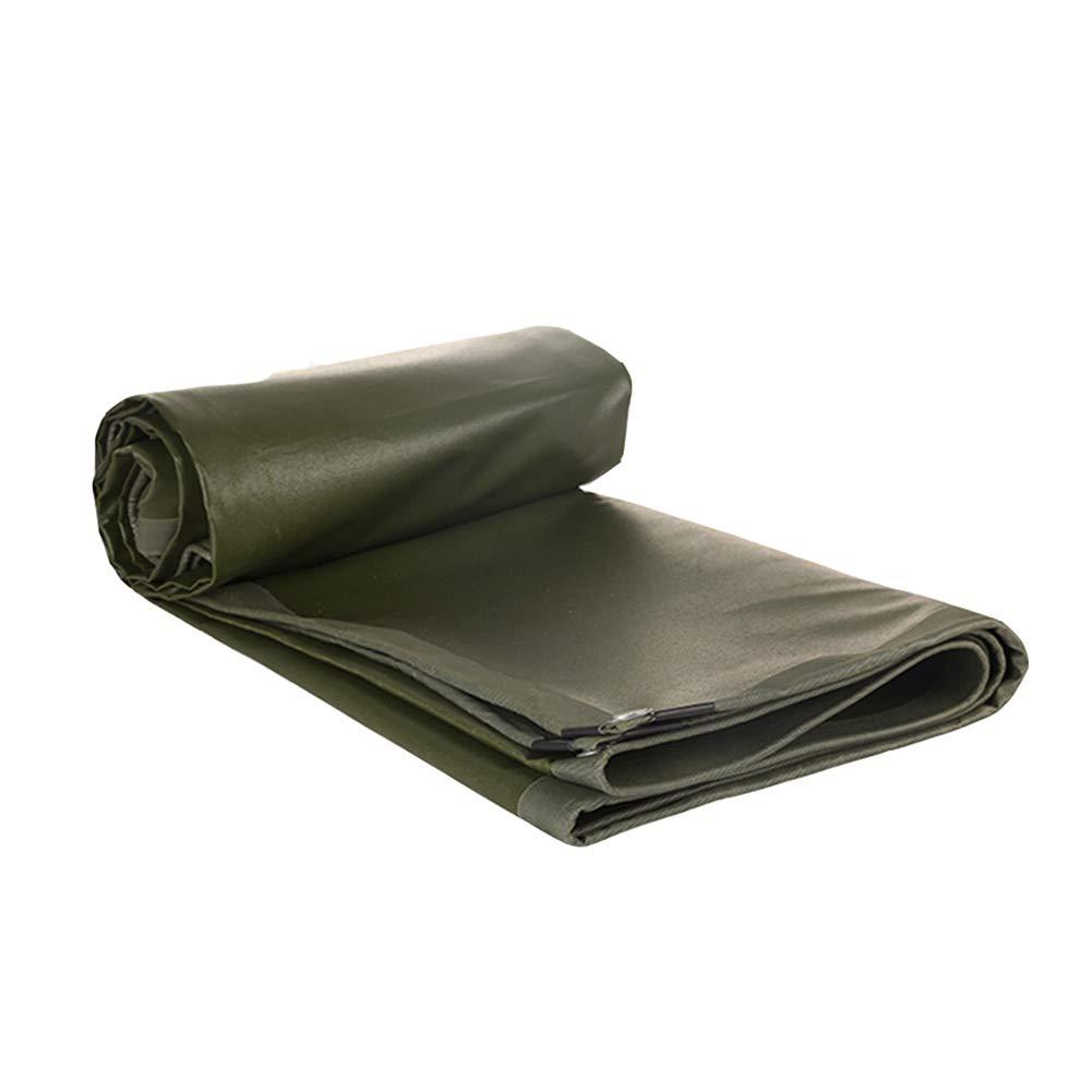 Zeltplanen XUERUI Plane Umweltschutz Draussen Schatten Wasserdicht Anti-UV Strandmatte 1㎡=600g (größe : 2x1.5m)