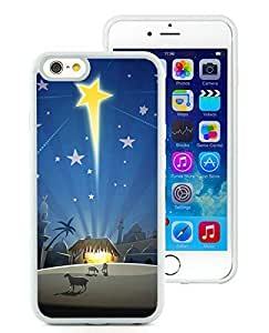 Popular Design Case Cover For Apple Iphone 6 Plus 5.5 Inch Merry Christmas Black Hard Case 10