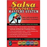 Salsa Dancing Mastery System (Dance Lessons on 5 DVDs): The Complete Salsa Dance Mastery System, 5 DVD Package. Learn to Salsa Dance! by salsacrazy.com