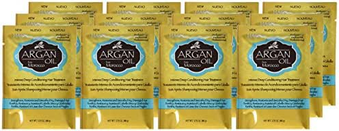 Hask Argan Oil From Morocco Repairing Deep Conditioner, Hair Treatment 1.75 oz (Pack of 12)