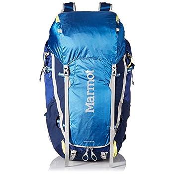 Image of Backpacking Packs Marmot Unisex Graviton 58 Blue Night/Dark Ink One Size