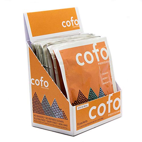 New! Cofo Provisions Collagen MCT Mix Original