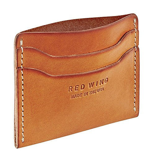 Red Wing Card Holder Flat london tan veg teQnffL2