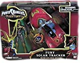 : Fury Solar Tracker with Solaris Knight - Power Rangers Mystic Force